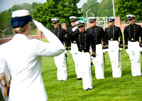 Regimental Change of Command, May 10, 2013.